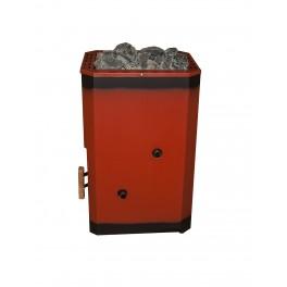 Skamet kerise boileri ühendus, küljelt (Vasak, Parem) või tagant