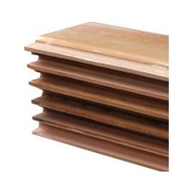 Saunavooder 13,8x106mm, seeder, A, 2,10m, lamineeritud