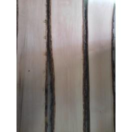 Saunavooder, servamata lepalaud, A/B, 3m, koorega