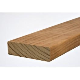 Saunalava laud 26x185mm, termo radiata mänd, 2,4m