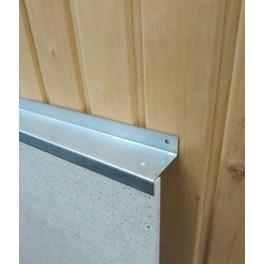Sauna seina liist 62,5cm