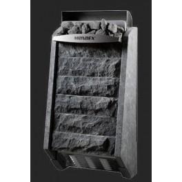 Mondex Louhi (Sense Nature)  6,6 kw, 5–9 m³, juhtpult kaasas