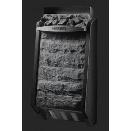 Mondex Hiisi (Sense Nature Black) 9 kw, 7–13 m³, juhtpult kaasas