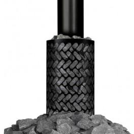 Puukerise kivikorv, must