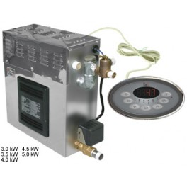 SAWO AURUGENERAATOR STP-50-1/2, 5kw, 2-6m³